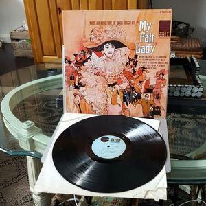 "Vintage ""My Fair Lady""  Record Album"